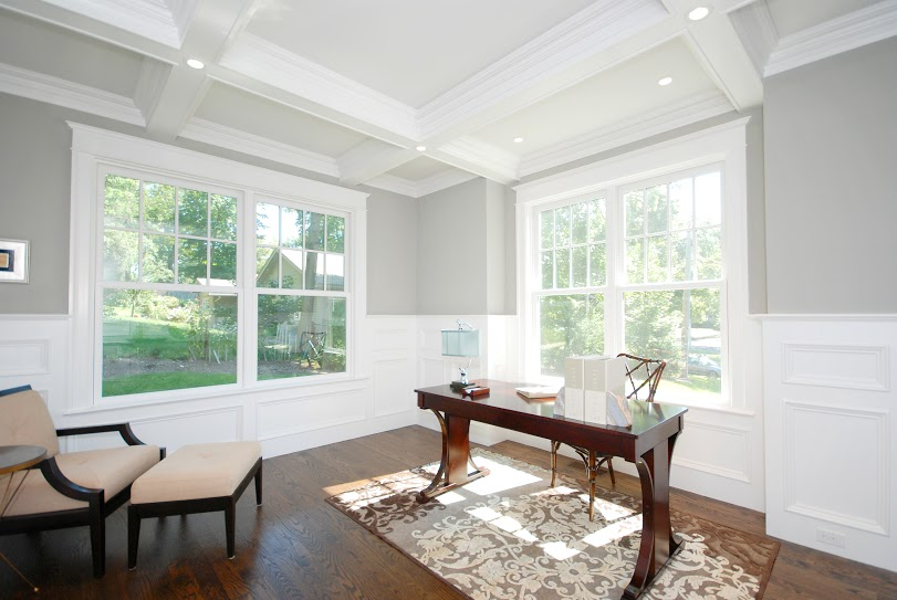 INTERIOR PAINTING - Walls, ceilings, trim: we do it all. We work with precision and expertise, and can guarantee that a fresh coat of paint applied by Beebe Painting Services will leave your home looking and feeling like it's had a complete makeover.