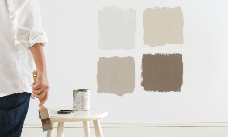 CONSULTATION - If you're unsure where to begin in your home or commercial painting journey, we're here to help. We'll assist you with paint types and color choices, with choosing interior and exterior trim, and with any other painting or staining needs you have.