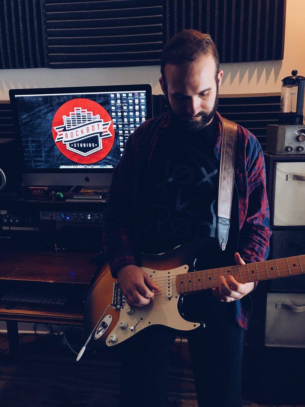 Josh Cobb -Audio Engineer, Musician