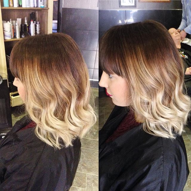 Shadow root & blonde refresh by Catherine