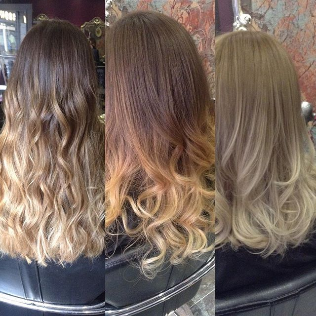 Ombré goals? call 01142812754 for a consultation or  appointments!