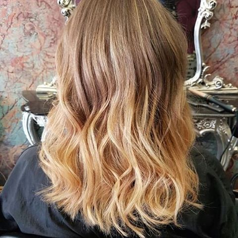 It's the first day of summer and we are loving this summery colour! Call for appointment ❤️☀️0114 2812754