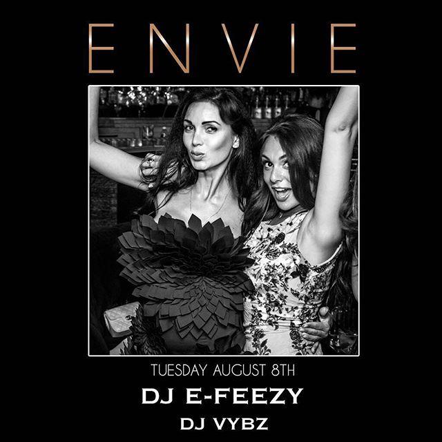 Tonight #entouragetuesdays @enviemiami #enviemiami