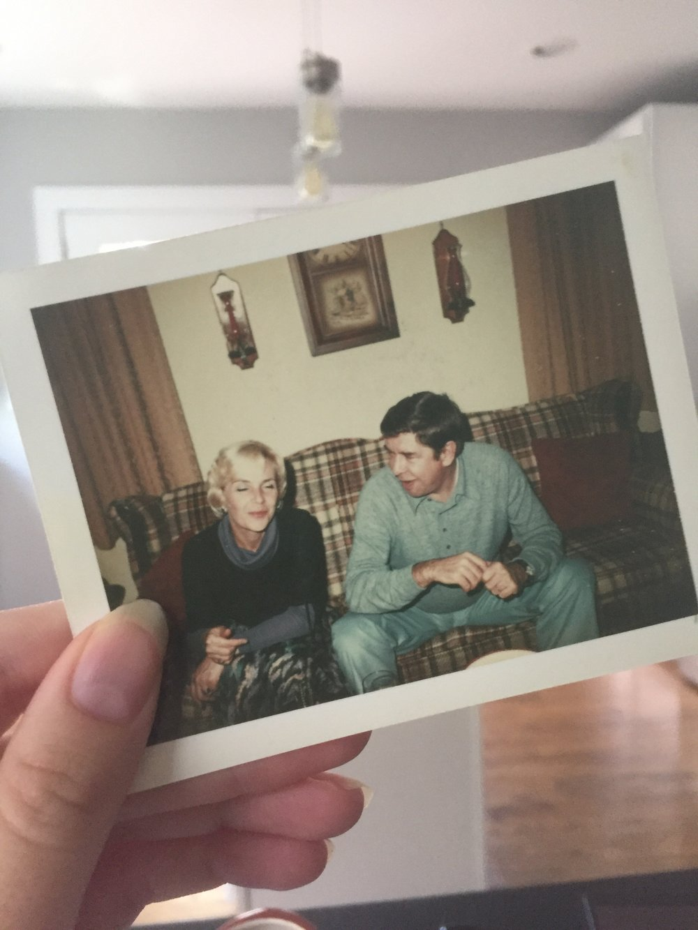 Nana + Pappy