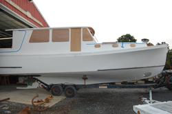 Hull Deck Mockup