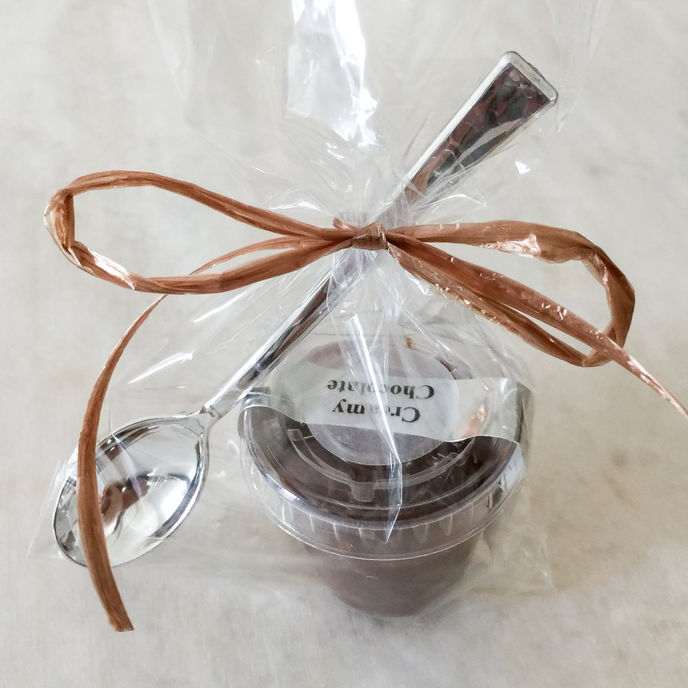 PARTY FAVORS — Fort Worth Fudge