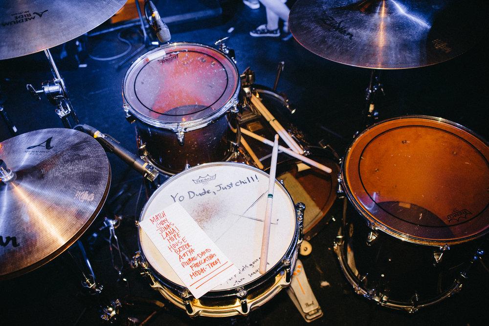 Matt's set