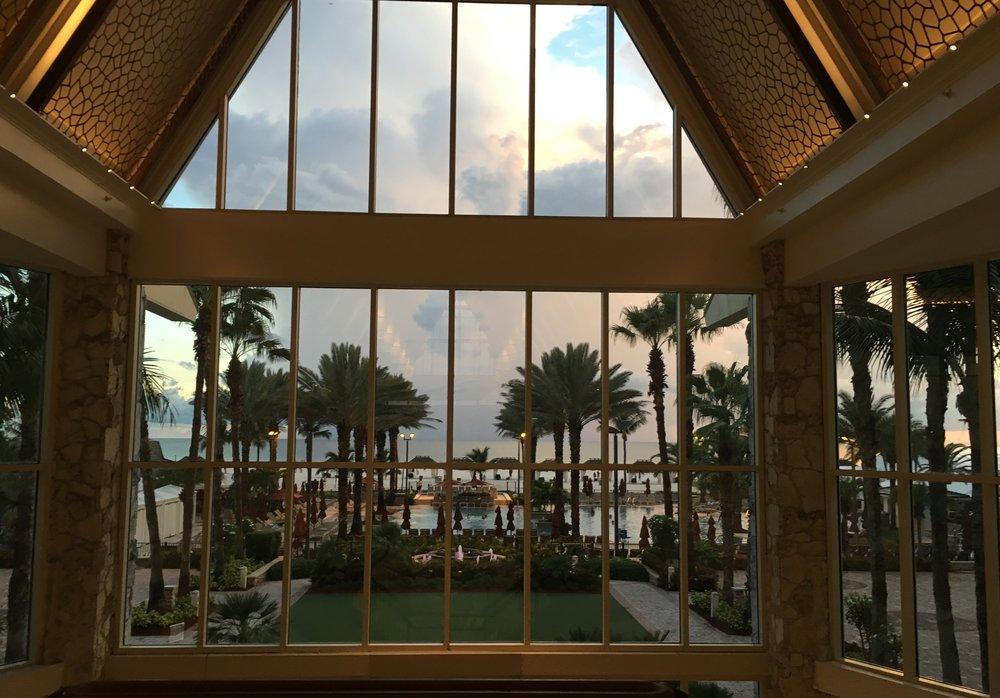 JW Marriott Marco Island Lobby