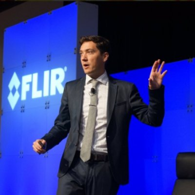 Randall Warnas Global Sales Manager - UAS,  FLIR