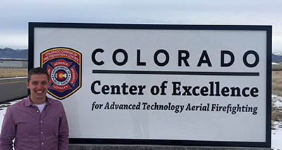 Garrett Seddon Military and UAS integration specialist, Colorado Department of Public Safety Center of Excellence in Aerial Firefighting  Garrett joined the Center of Excellence in October 2016 and is excited to utilize his experience and knowledge to help achieve the mission. Garrett graduated from Southern Illinois University in 2009 with a Bachelor of Science in Aviation Management and an Associate of Applied Science in Aviation Flight.  Before working at the Center of Excellence, Garrett worked in airport operations at the Kissimmee Gateway Airport in Florida and the Aspen/Pitkin County Airport in Colorado. While working in airport operations, Garrett ensured airfield safety and compliance with the Federal Aviation Administration through safety oversight and Aircraft Rescue Firefighting.  In 2009, Garrett commissioned in the United States Army into the Adjutant General Corps. He has served in the Colorado Army National Guard as a human resources manager for multiple units and is currently the Commander of the 104th Public Affairs Detachment located on Buckley Air Force Base in Aurora, Colorado.