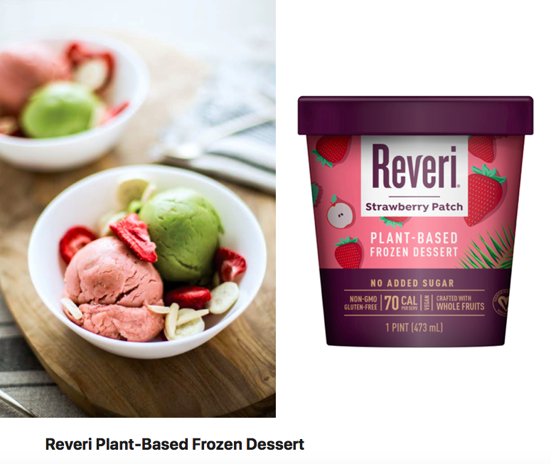 What happens when an award-winning restaurateur returns to America after 20+ years in Bali? Karen Waddell came back to the US and was shocked to notice the rise in childhood obesity, so she became determined to get kids off added sugar. Reveri is the result, a plant-based dessert that delivers the sweetness and rich mouth feel of ice cream, yet contains no dairy, added sugar, sweeteners, or fats.  Waddell grew up eating rich cuisine made by her mother, a chef who had trained under James Beard, and followed in her mother's footsteps. Since her family also had a history of diabetes, as an adult Waddell was challenged to create recipes that were rich in taste, but used healthier ingredients. At her first restaurant in Bali, she was known for sourcing goodies from her own organic farm.
