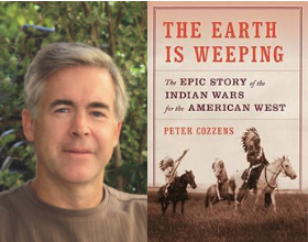The Earth is Weeping: The Epic Story of the Indian Wars for the American West -
