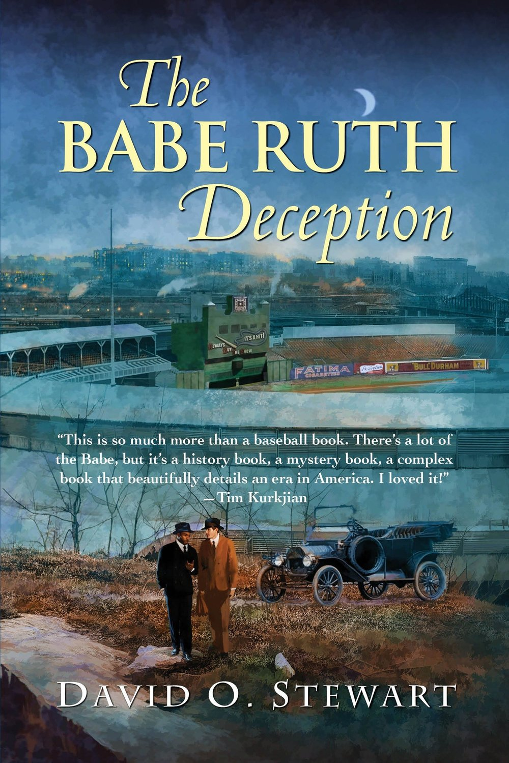 Copy of The Babe Ruth Deception