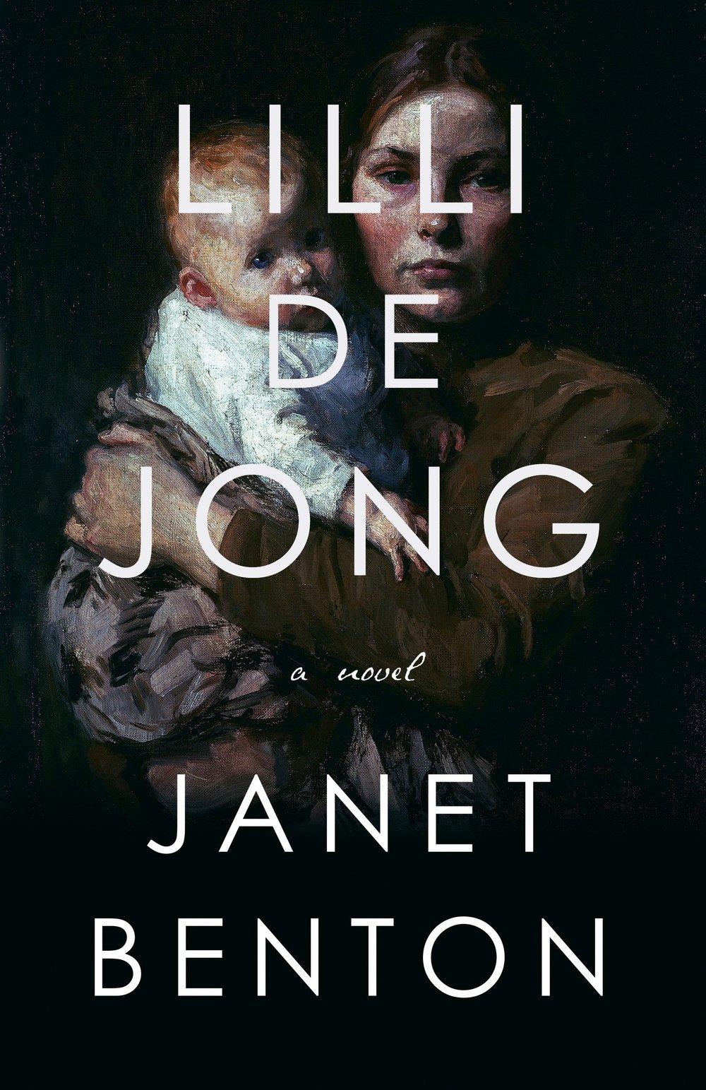 Copy of Lilli de Jong: A Novel