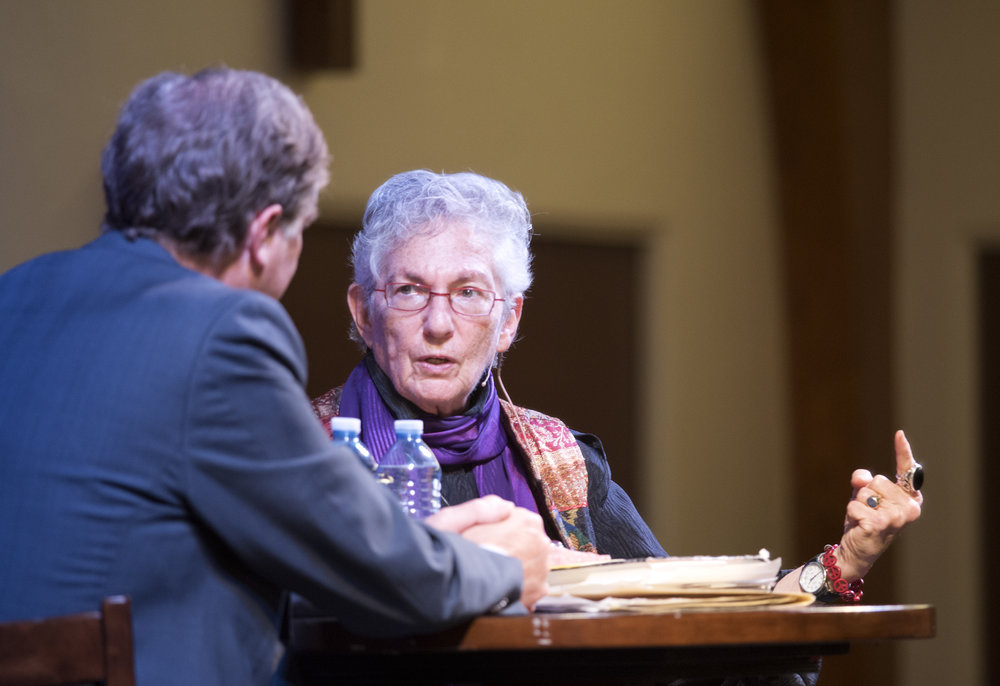 Paul Sparrow, Blanche Wiesen Cook, 2018 Keynote