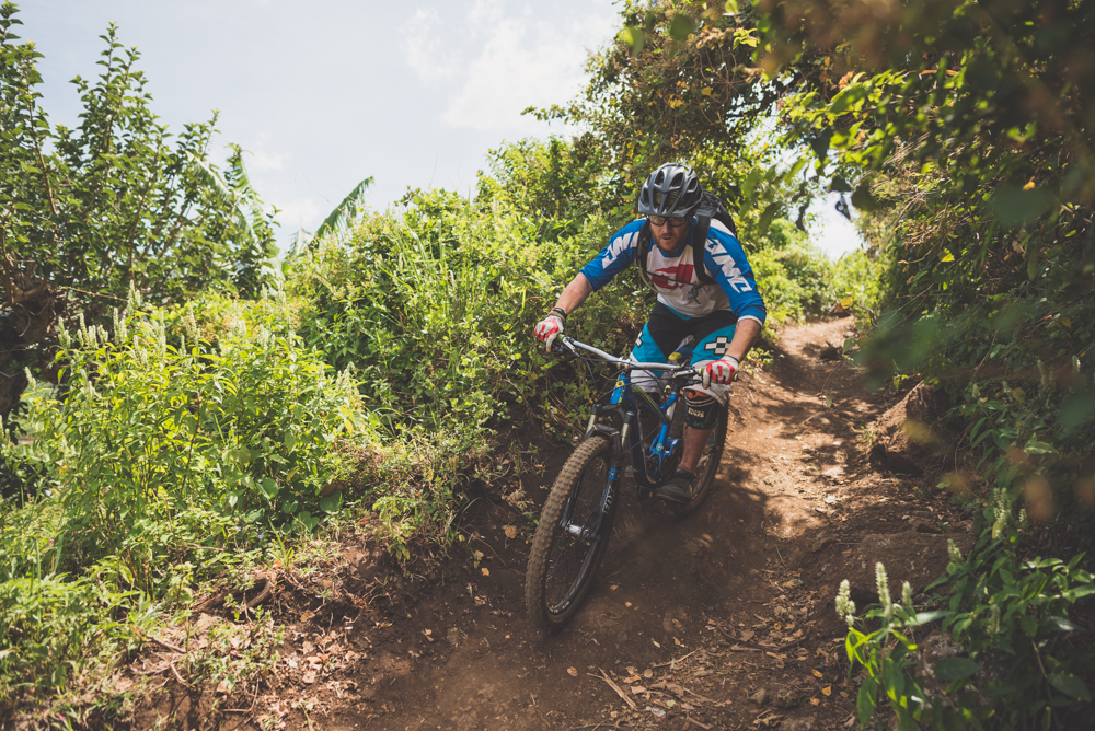 One week Uganda trail shred. - We will shred all the best trails in Eastern Uganda and ride from top to bottom down an extinct Volcano in this ultimate trail riding experience. This is the perfect trip for anyone on a tight schedule wanting to experience what Uganda has to offer.