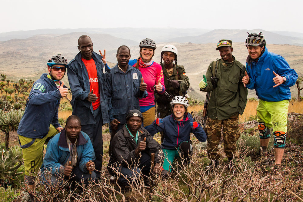Highlights: - Ride the best singletrack of Sipi Falls. Mt. Elgon expedition (Ride down a 4321m Volcano). Visit the Karamojong. 9 days in Uganda. 6 days riding. All inclusive.