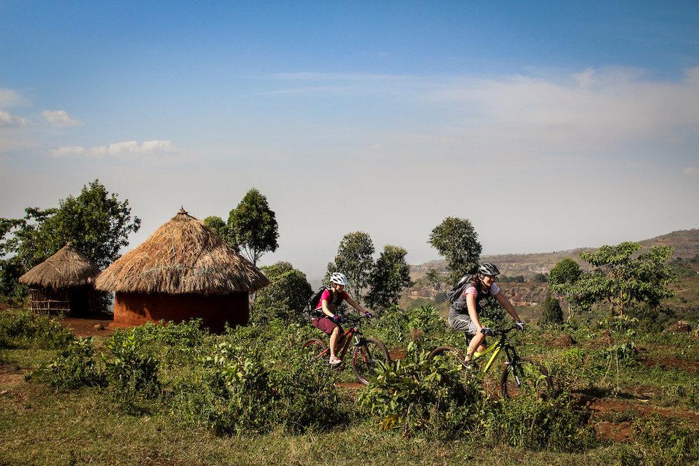 Be part of something incredible... - Unique Enduro racing in Uganda!