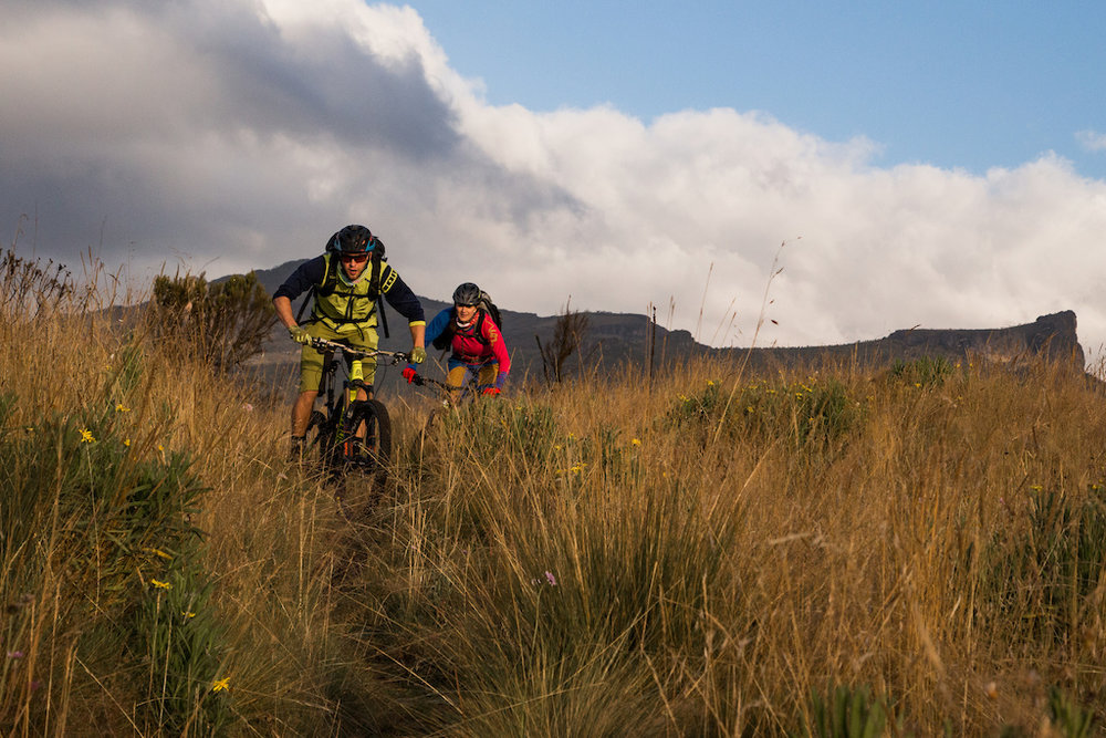 A unique experience.. - It's not everyday you get to ride your bike down a 4321m volcano on the equator! Prices start at $350 (plus park entry fees) for a 2 day trip - get in touch for more information!