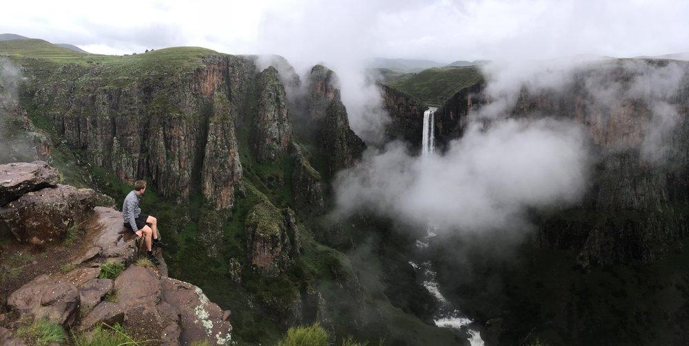 Maletsunyane Falls ( Semonkong).