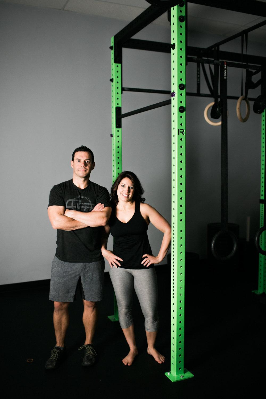 Sara & Dan Benson