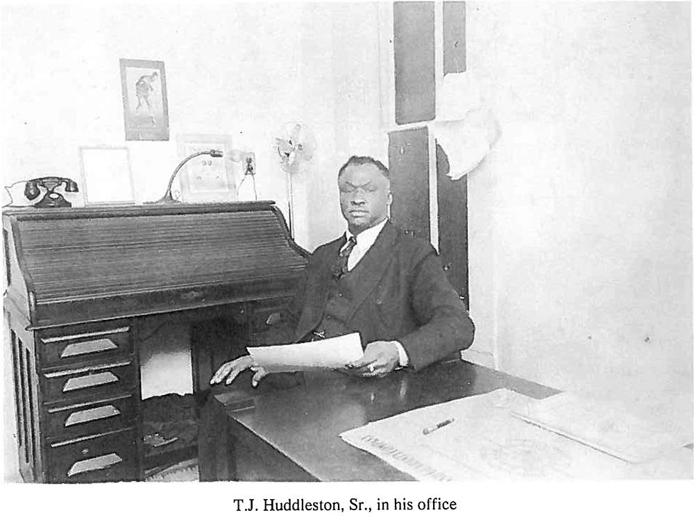 T.J. Huddleston Sr.
