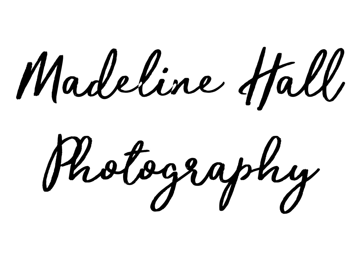 Madeline Hall Photography