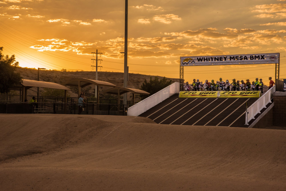 Never Sit On The Bench,Try BMX Racing! - ~picture taken by @animageabovephotography