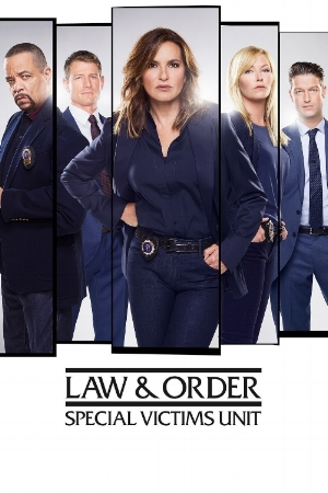 law and order suv will always have a place in my heart. i've been watching this show for years and haven't been disappointed yet.