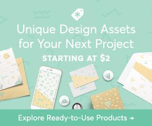 creative market design assets