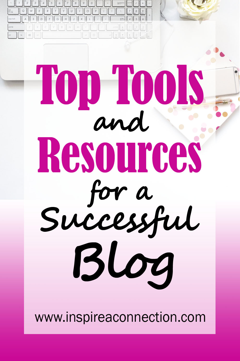 Here is a list of blogging tools and resources to help you keep learning so you can grow your blog and be successful.