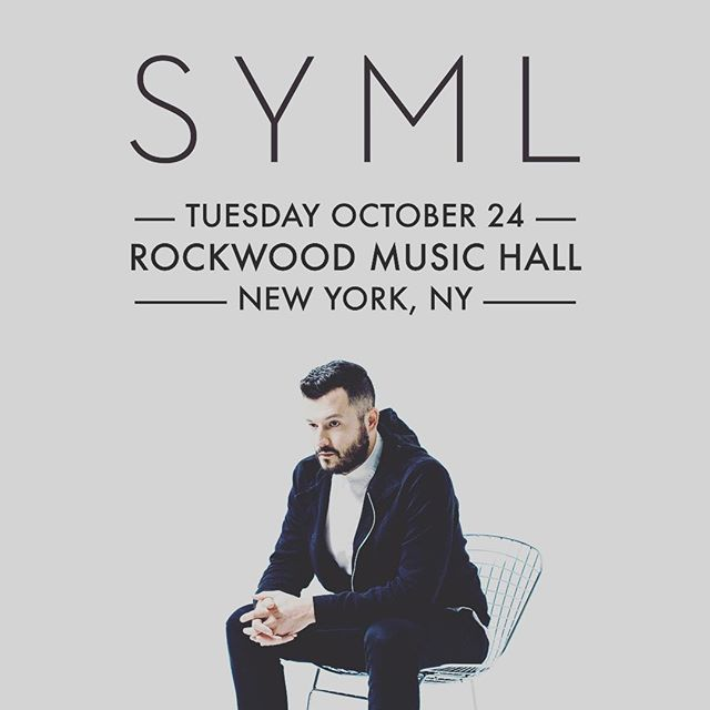 NYC! I'm playing my first ever NYC headline show at @rockwoodmusichall on Tuesday October 24th. The space only holds 50 people, so it's sure to be a fun one! Tickets are on sale now, link in bio.