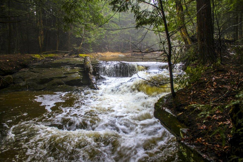 Falls Bracebridge