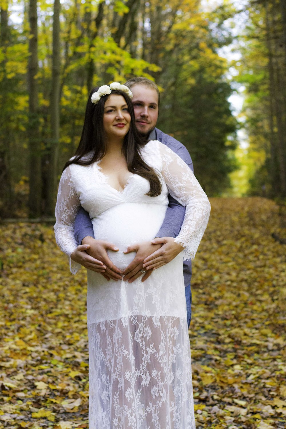 Maternity Photo Session - Muskoka