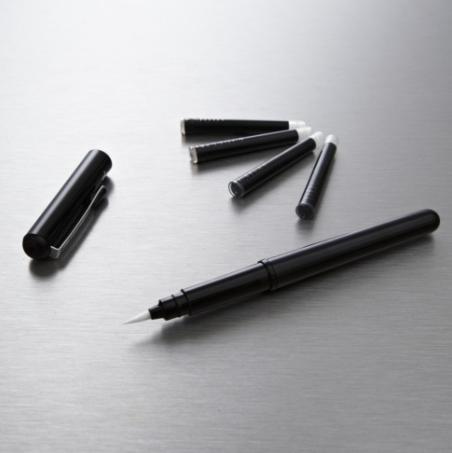 Pentel Brush Pen - available here from Cass Art