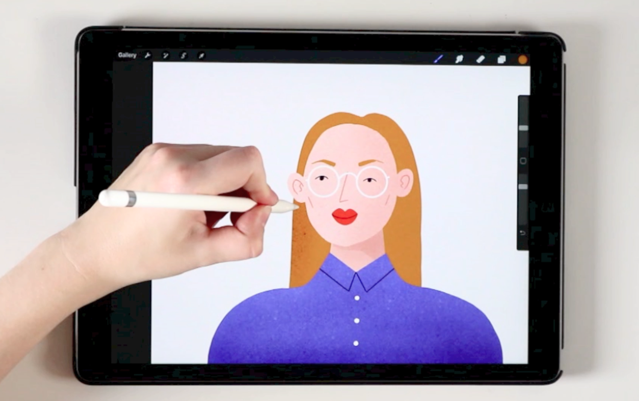 Tutorial: iPad and Procreate for Illustration — Bett Norris