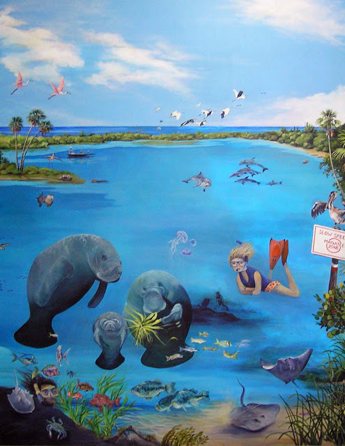 Panel #4 – Indian River Lagoon