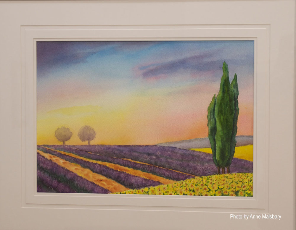 Witha Lacusta - Lavender Fields
