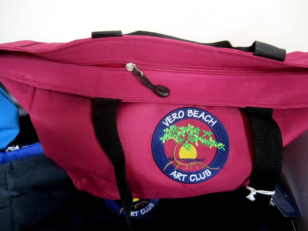 We now have Zippered Close Tote Bags in addition to the open top Totes we've always carried.