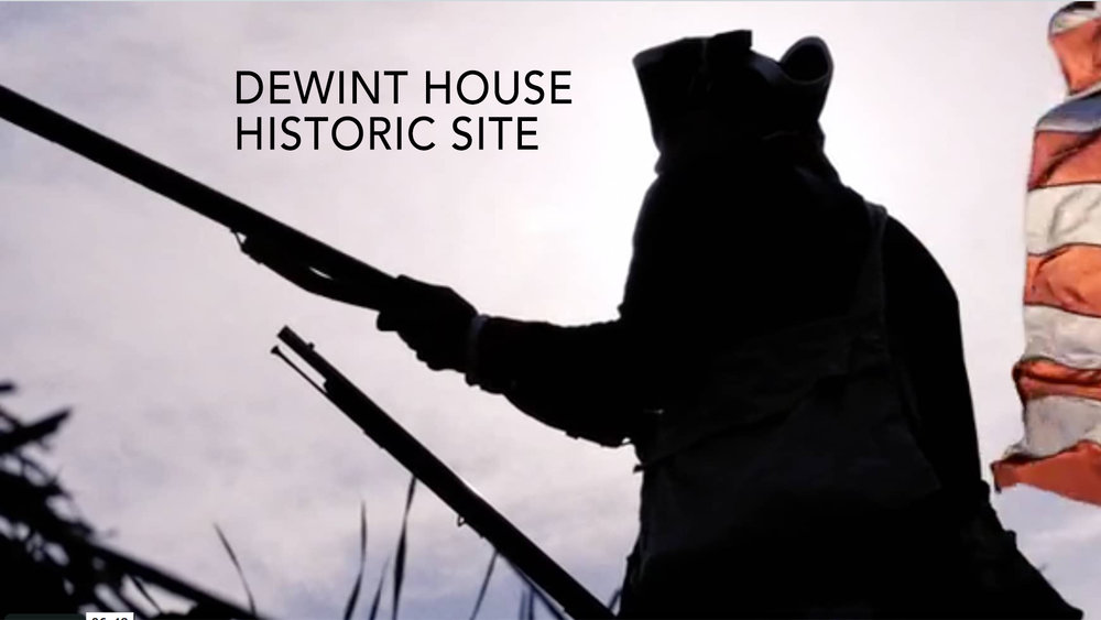 DEWINT HOUSE HISTORIC SITE