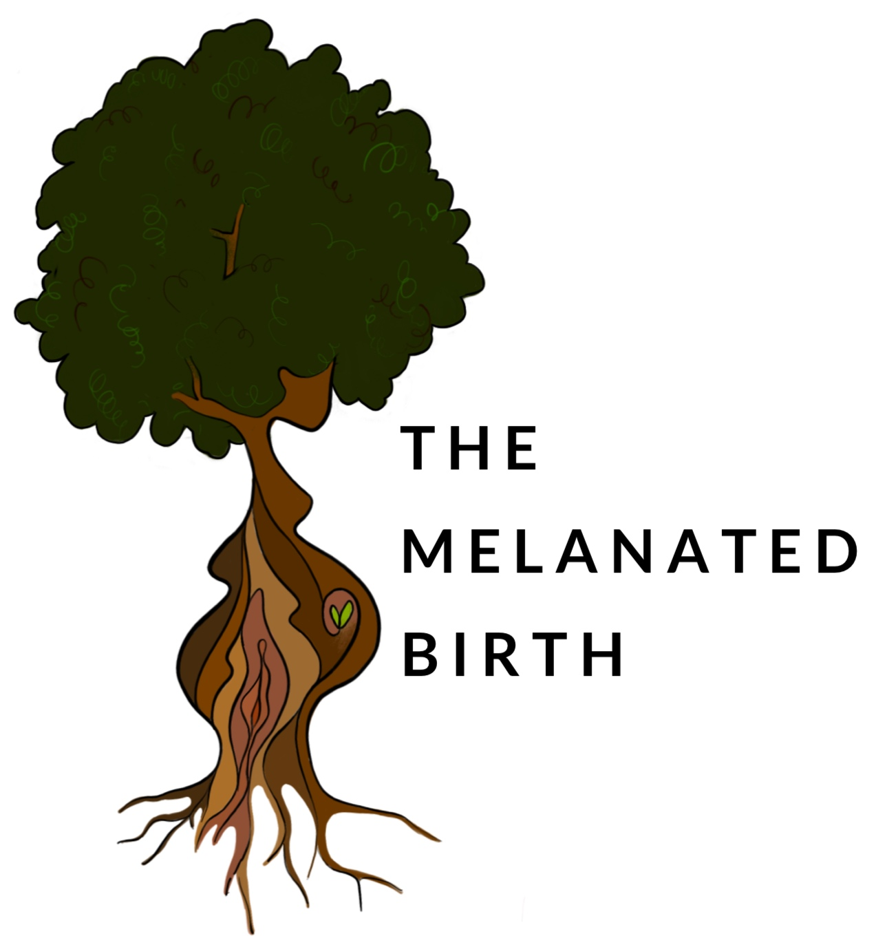 The Melanated Birth