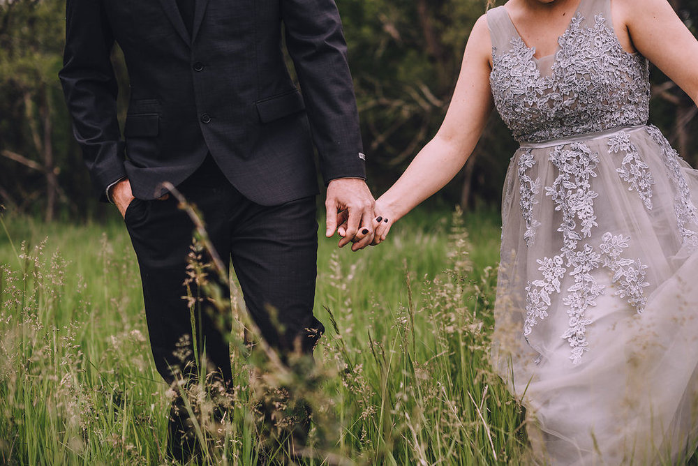 Couple holding hands, Anniversary Session by Stewart Photography