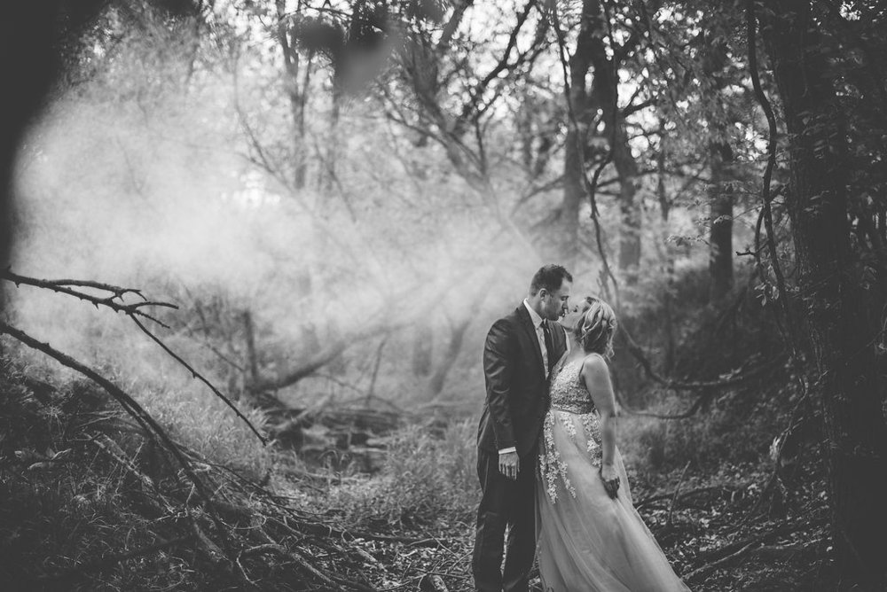 Couple kissing in black and white, Anniversary Session by Stewart Photography