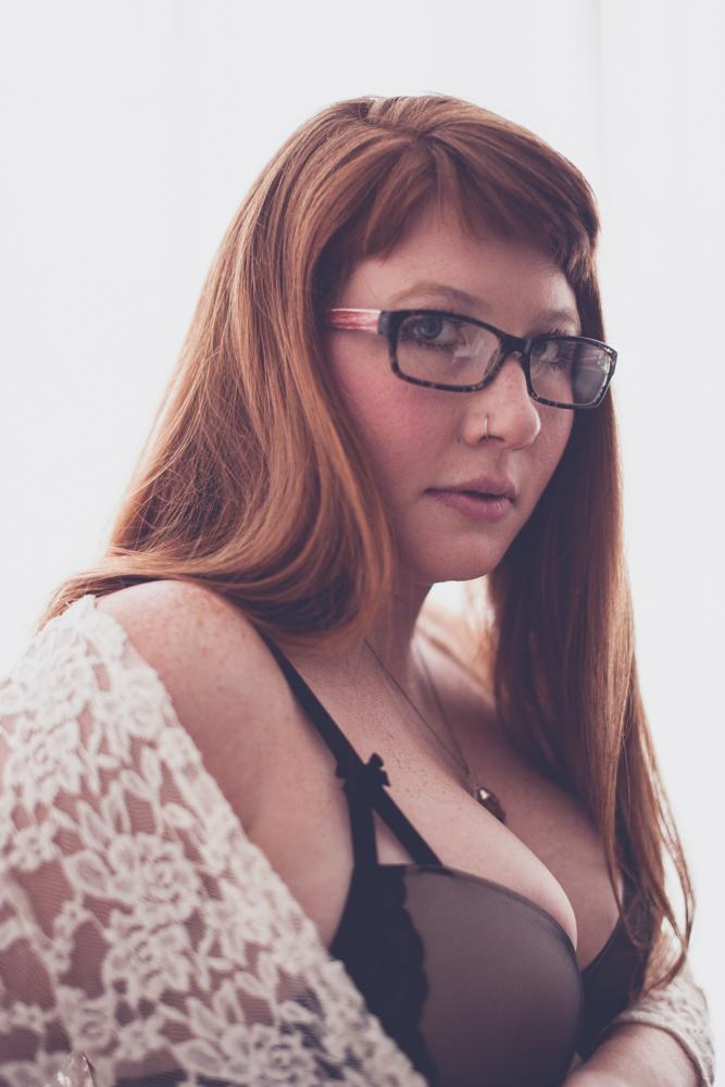 Boudoir Portrait | Kathryn Elizabeth Photography