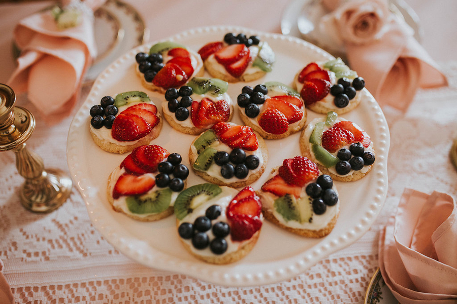 Desserts, Tea Party Themed Baby Shower | Kate Olsen Photography