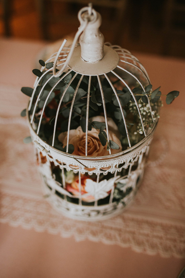 Birdcage, Tea Party Themed Baby Shower | Kate Olsen Photography