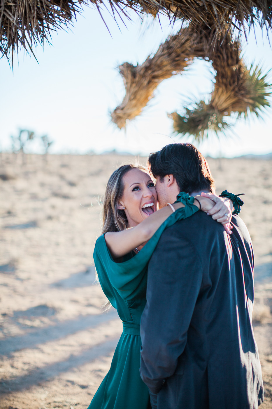 Joshua Tree Anniversary Session | Lindsey Parkin Photography