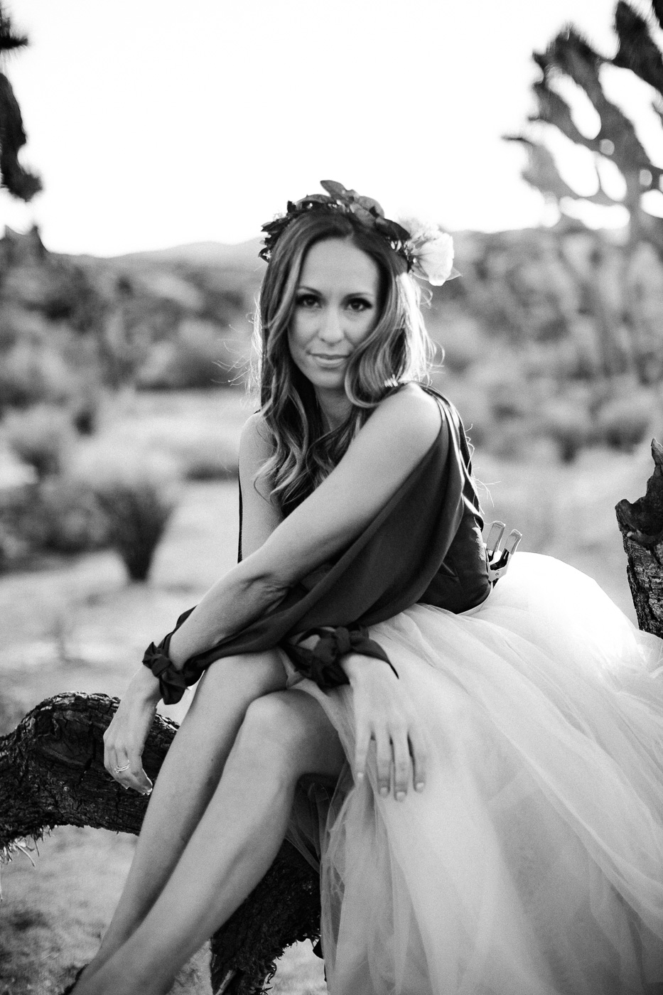 Profile photo of wife, Joshua Tree Anniversary Session | Lindsey Parkin Photography