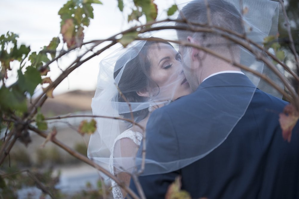 Couple kissing behind veil, The Why Behind My Photography | Blossom and Bloom Photography