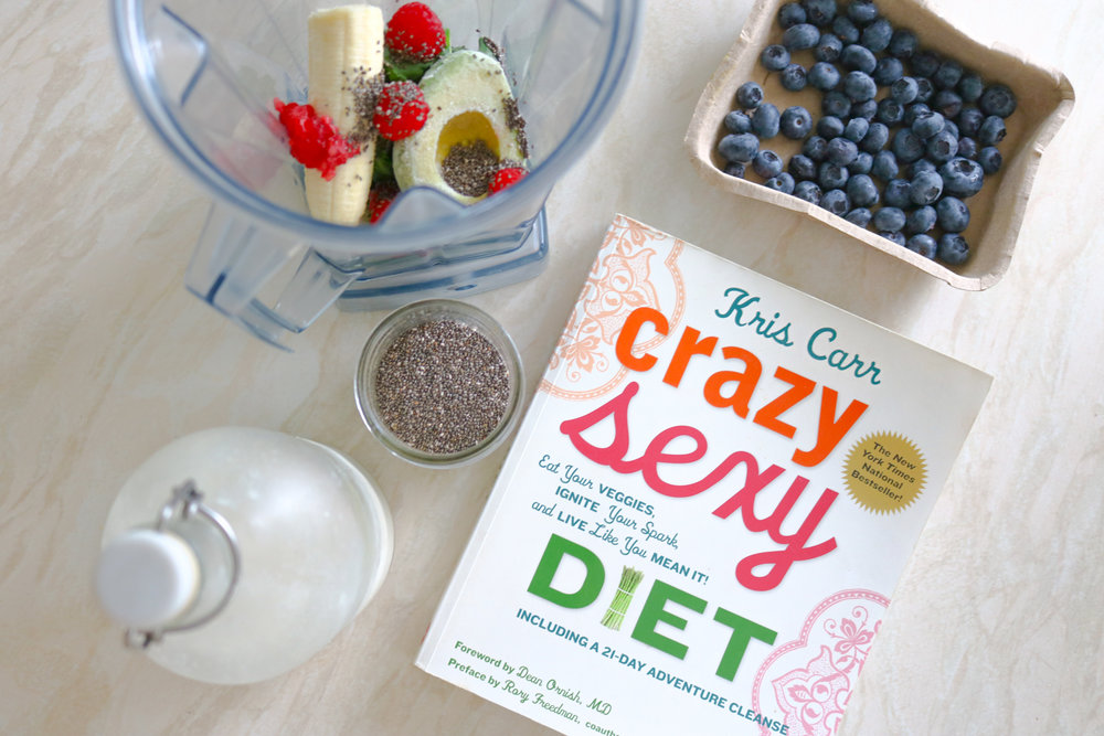 Crazy sexy diet 21 day cleanse recipes
